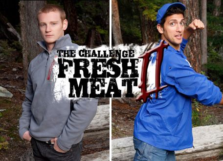 Real World/Road Rules Challenge Fresh Meat 2