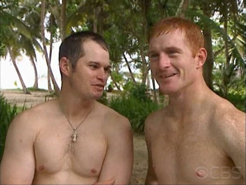 Naked on amazing race precisely does